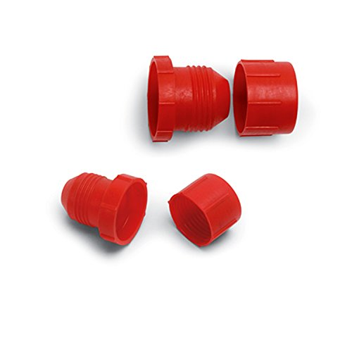 Russell Products 645560 FITTING CAPS & PLUGS ASST PKG #3 #4 #6 #8 #10 - Russell Hose Cap