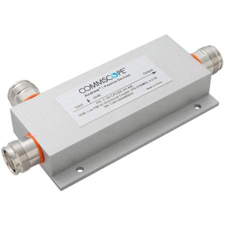 CommScope - C-30-CPUSE-43-AI6-555-2700 Low PIM 30db Directional Coupler 4.3-10F
