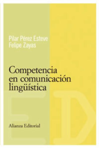 Competencia en comunicación lingüística (El Libro Universitario - Materiales - Competencias Básicas En Educación)
