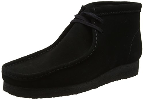 Sde Boot Mocassini Originals Clarks Nero Uomo Wallabee black tqTER0