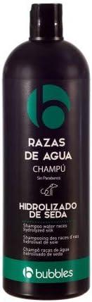 Unbekannt Bubbles® Champú hidratante para perros con variante ...