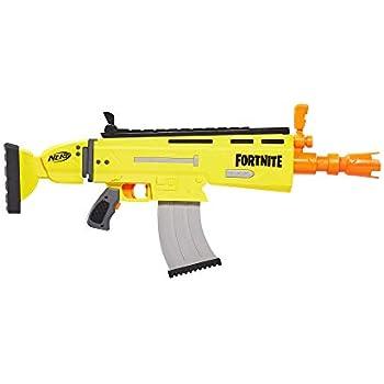 Amazon.com: Nerf Centurion Mega Toy Blaster with Folding ...
