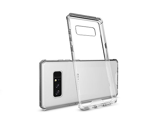 - Samsung Galaxy Note 8 Case, VPR Unicorn Beetle Style Extreme Thin Case Ultra Clear Lightweight Protective Cover for Galaxy Note 8 2017 Release (Grey)