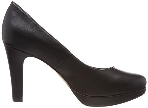 22410 Femme Nappa black Noir oliver Escarpins S ZROxvq