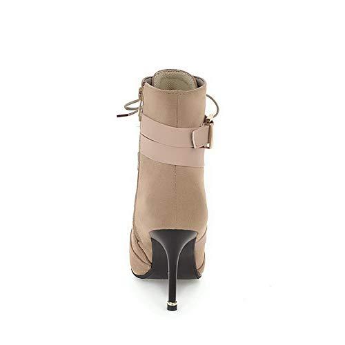 Abl11555 Sandales Femme Beige Compensées Balamasa wFXSqOO