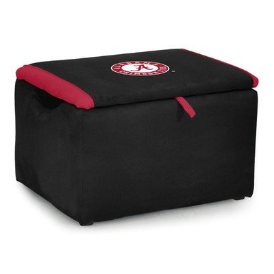 ''All American'' Collegiate Toy Storage Bench
