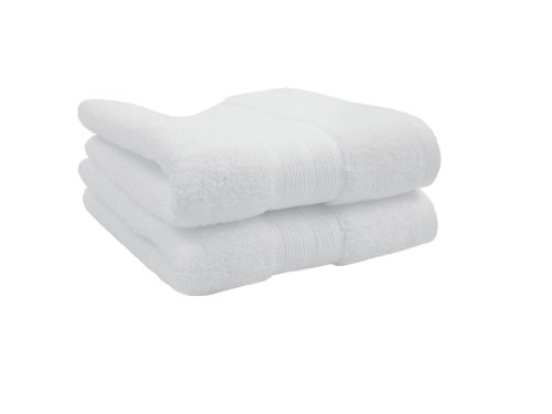- 100% Organic Cotton Luxury Hand Towel- Made Here by 1888 Mills (2pk)