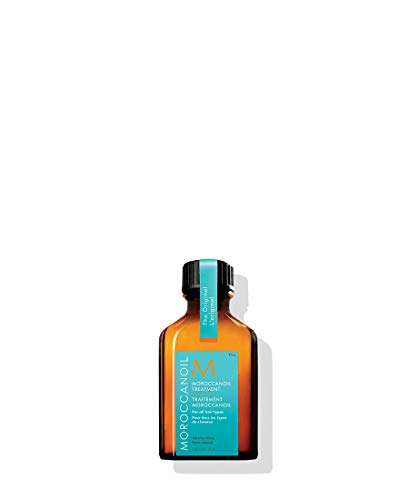 Moroccanoil Treatment, Travel Size (Best Way To Straighten Hair Without Flat Iron)