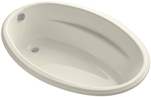 KOHLER K-1147-47 6040 Oval Bath, Almond
