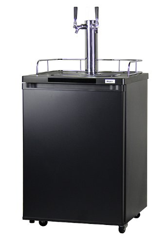 Kegco HBK209B-2 Keg Dispenser