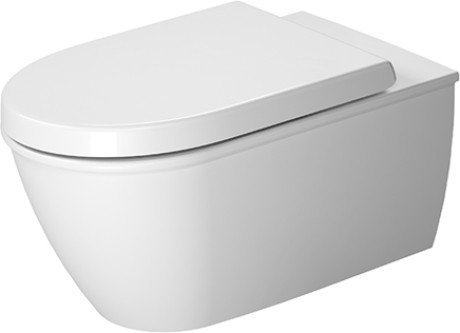 Duravit 25440900921 Darling New Toilet Wall-Mounted Washdown Model