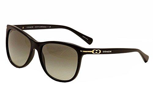 COACH sunglasses HC 8117 sunglasses 500211 black 55mm