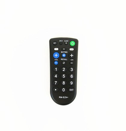 Gvirtue Sony RM-EZ4 2-Device Universal Remote with Big Buttons -  GRM-EZ4+