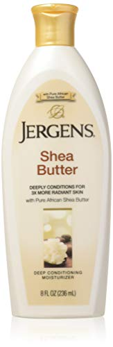 Jergens Shea Butter Deep Conditioning Moisturizer 8 oz Pack of 6