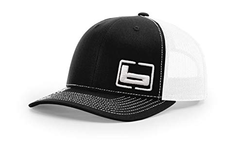Banded Trucker Cap-Side -