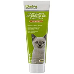 Tomlyn High Calorie Nutritional Gel for Kittens (Nutri-Cal) 4.25 oz