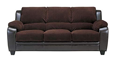 Sofa Penny Lane - Monika Stationary Sofa Chocolate