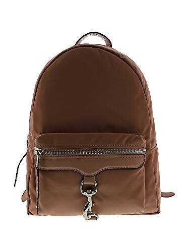 Rebecca Minkoff Women's Always On MAB Backpack, Vintage Pink, One Size