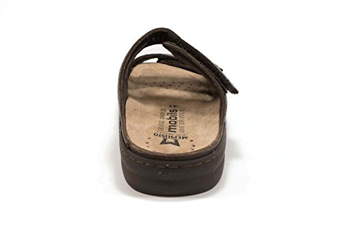 Mephisto Mobils by James Sandali con Plantari in Sughero Uomo Dark Brown
