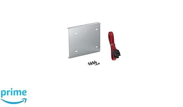 reemas aluminio marco de montaje adaptador Disco Duro SSD 2,5