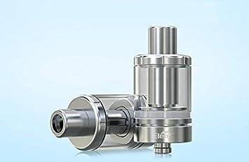 Cigarrillo electrónico Melo 3 Mini atomizador Control de flujo de aire de llenado superior Tanque de