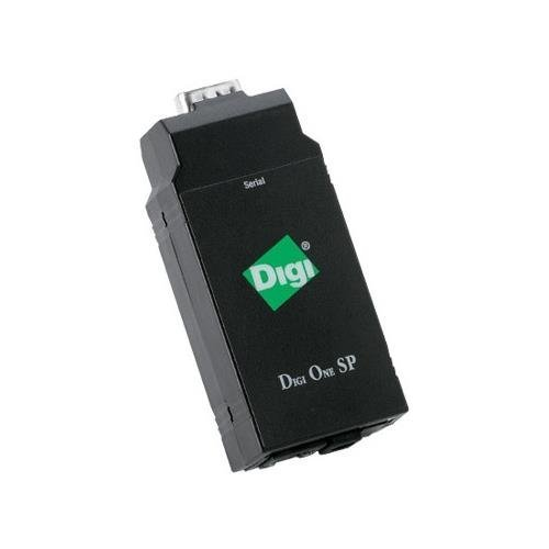 Digi 70001852 One SP 1-Port Serial to Ethernet Device Server by Digi