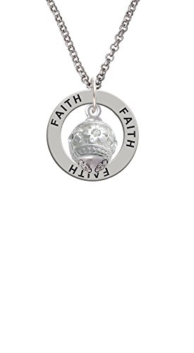 raised-silver-tone-flowers-with-clear-crystals-spinner-faith-affirmation-ring-necklace