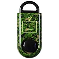 B A S U Original Sound Grenade, Emergency Personal Alarm, Battery Included, Carabiner Included, Army Camo 2016 Limited Edition