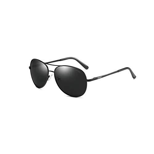AIPAC Aviator UV Protected Polarized Black Sunglasses For Men UV Protection Stylish Metal Frame