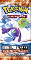 Pokemon - Mysterious Treasures 3-pack - Ex Diamond & Pearl Booster Pack