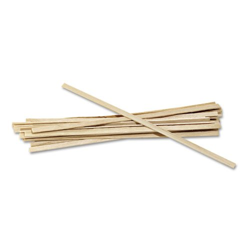 Stirrers Box (Royal Paper - Wood Coffee Stirrers, 5 1/2
