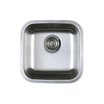 Blanco BL441026 Stellar Bar Bowl Undermount Sink, Refined Brushed