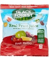 Black Forest Fruit Medley Fruit Snacks - 40 - 0.8 Oz Pouches (Center Snack)
