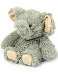 Elephant Junior WARMIES Cozy Plush Heatable Lavender Scented Stuffed Animal