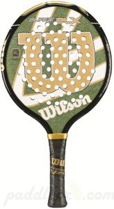 Wilson Smart Core (Wilson Surge BLX Paddle)