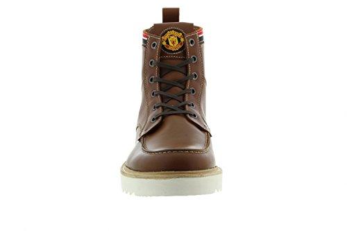 Manchester United Edition 2016/17 Warwick M170 Sneaker Da Uomo Scarpe Sneakers In Pelle Mezza Scarpa