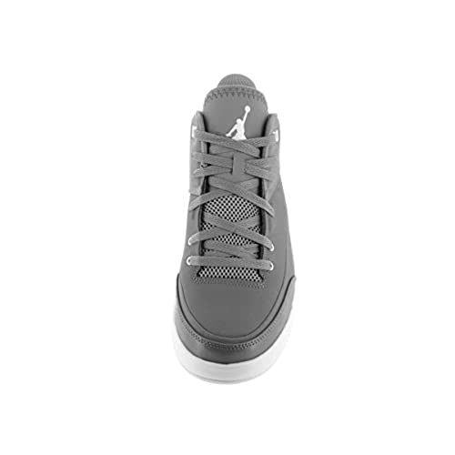 4a91cd786ab233 Nike Jordan Men s Jordan Flight Origin 3 Cool Grey White Black Basketball  Shoe 12