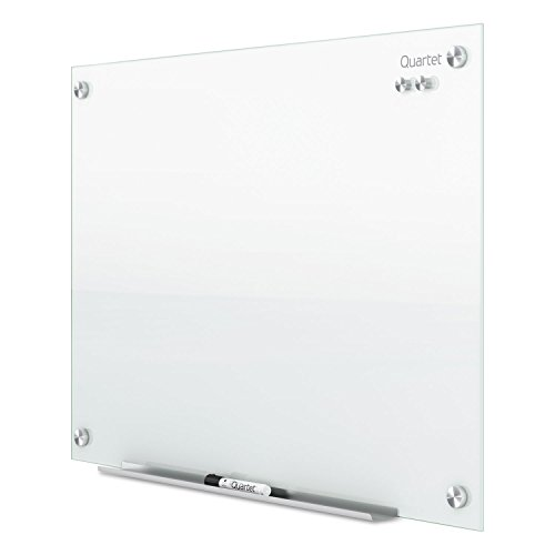QRTG2418W - Infinity Magnetic Glass Marker Board for sale