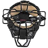 Rawlings LWMX Lightweight Face Mask (Black)