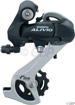 Shimano Alivio 7/8 Speed Mountain Bicycle Rear Derailleur RD M410