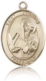 14ktゴールドセントアンドリュー・The Apostle Medal