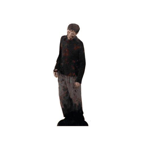 SC657 Yuppie Zombie Walking Dead Cardboard Cutout