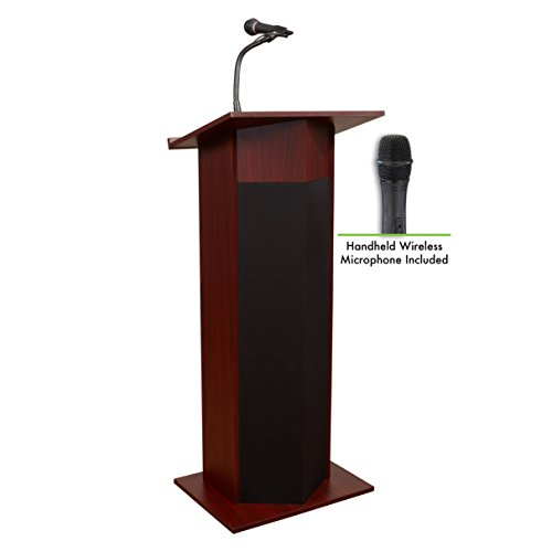 Used, Oklahoma Sound 111PLS-MY/LWM-5 Power Plus Lectern and for sale  Delivered anywhere in USA