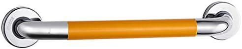 Djyyh 浴室手すりステンレス鋼のシャワーバスタブアームレスト滑り止めラバーウェア安全アームレスト (Size : 40cm)