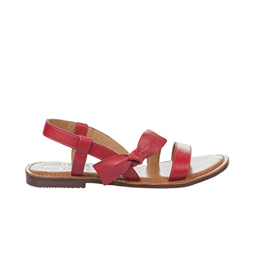 Nu Femme Miglio Pieds Rouge Rouge TfzOBxn