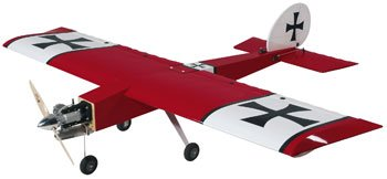Great Planes Giant Big Stik Radio Controlled Glow Powered 1.60 Size Almost Ready-to-Fly Sport Model Airplane