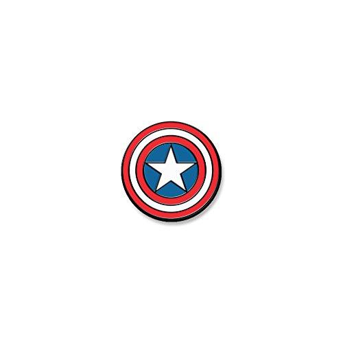 (Ata-Boy Marvel Comics Captain America Shield 1/2