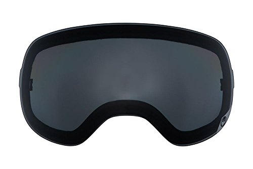 Dragon X1 Snow Goggle Replacement Lens - Dark Smoke (722-5887) by Dragon Alliance