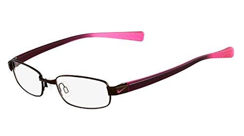 Eyeglasses NIKE 8091 631 SATIN BAROQUE/VOLTAGE CHERRY ()