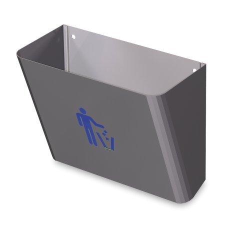 Fricosmos Dispensador de Bolsas de Papel Reciclado/Papelera Dimensiones: 315x160x255 mm. - 080424: Amazon.es: Hogar